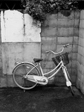 Bicycle in Courtyard