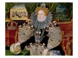 Elizabeth I  the Armada Portrait