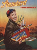 Standard Fireworks Magazine Advertisement
