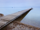 Wood Dock at Starnbergersee