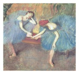 Two Dancers at Rest
