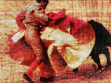 San Miguel  Bullfight No1