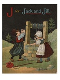 J for Jack and Jill