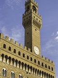 Arnolfo Tower at Palazzo Vecchio