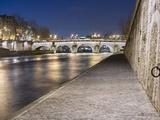Pont Neuf Seen From Quai des Orfevres
