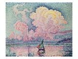 Antibes  the Pink Cloud