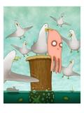 Poor Little Calamari