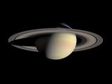 Saturne Papier Photo par Michael Benson