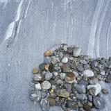 Pebbles on Boulder
