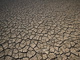Eroding Ground of Desert