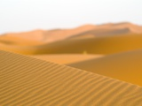 The Dunes of Erg Chebbi