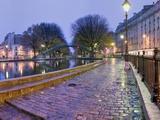 Quai de Valmy on Canal St-Martin
