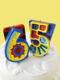 65 Birthday Cake Decorations