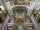 Interior of St Nicholas Cathedral