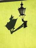 Street Light on Wall