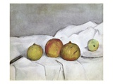 Fruit on a Cloth
