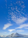Coastal Mountains on the Southern Ocean