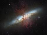 M82 Starburst Galaxy