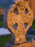 Gravestone at Church of Ireland Graveyard