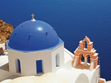 Church Overlooking the Aegean