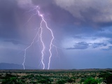 Lightning Strike near Tucson