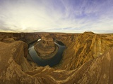 Horseshoe Bend on the Colorado River in Glen Canyon