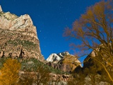 Stars at Zion National Park