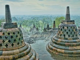 Borobudur on Java