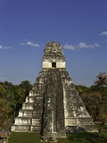Temple I or Temple of the Giant Jaguar at Tikal