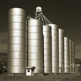 Silver Grain Elevators