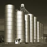 Silver Grain Elevators
