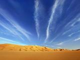 Dunes in the Murzuq Desert