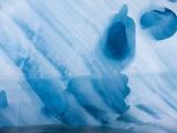 Melting Iceberg Near Hans Glacier in Hornsund Sound