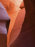 USA Arizona Lower Antelope Canyon Sandstone walls