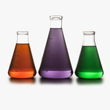 Chemistry beakers