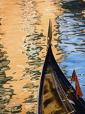 Gondola on a canal