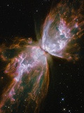 Butterfly shaped Nebula NGC 6302
