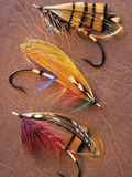 Flyfishing: Full Dressed Atlantic Salmon Flies  Canada