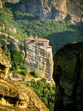 Roussanou Monastery  Meteora  Greece