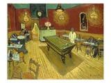 Café de nuit Giclée par Vincent Van Gogh