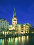 Rathaus  Hamburg