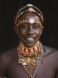 Samburu Tribesman