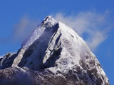 Mitre Peak on New Zealand's South Island