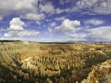 Hoodoos in Bryce Amphitheater in Bryce Canyon National Park