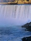 Horseshoe Falls  Niagara Falls  Ontario  Canada