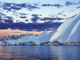 Iceberg in Disko Bay