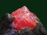 Rhodochrosite mineral from China's Wuton mine