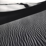 Desert Sand Dunes Death Valley  California