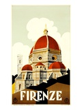 Firenze Poster