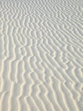 Sand in White Sands National Monument